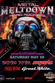 Metal Meltdown - Featuring Twisted Sister Live at the Hard Rock Casino Las Vegas