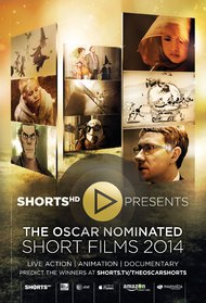 The Oscar Nominated Short Films 2014: Documentary