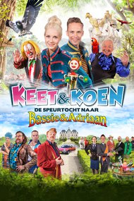 Keet & Koen: The Treasure Hunt