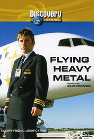 Flying Heavy Metal With Bruce Dickinson
