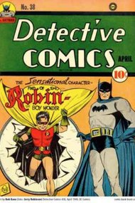 Robin: The Story of Dick Grayson