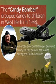 The Candy Bomber