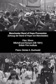 Manchester Band of Hope Procession