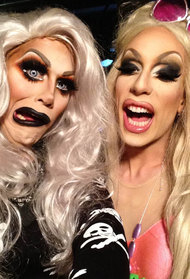 Sharon Needles and Alaska: Pure Camp