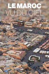 Morocco Seen from Above
