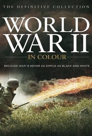 The Perilous Fight: America's World War II in Color
