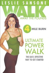 Walk Away the Pounds: 4 Mile Burn