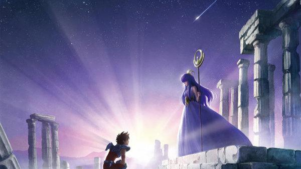 Knights of the Zodiac: Saint Seiya Episode 1