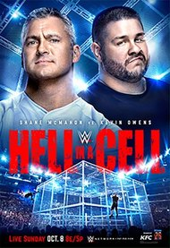WWE Hell in a Cell 2017