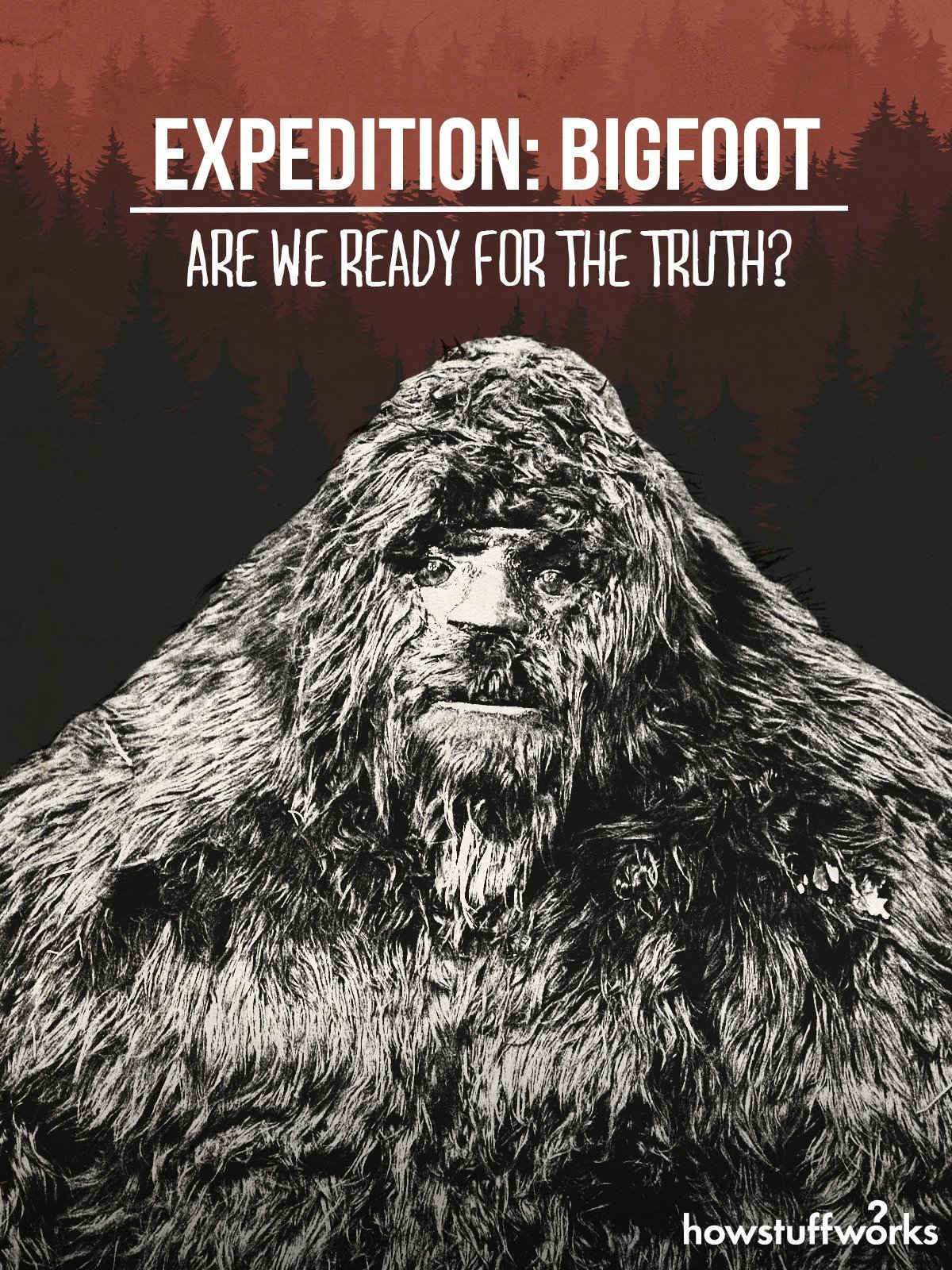 bigfoot in search of the truth