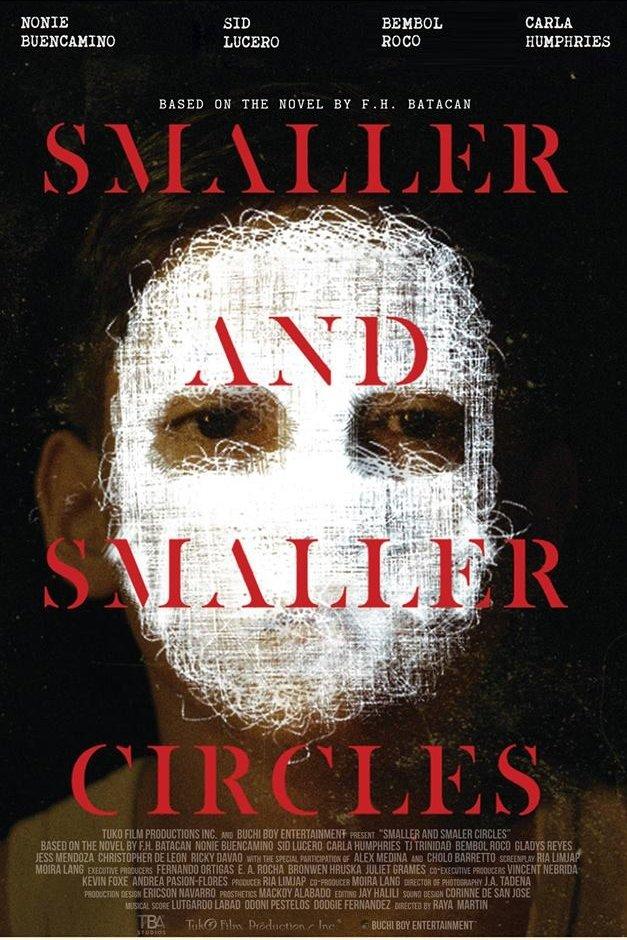 smaller and smaller circle