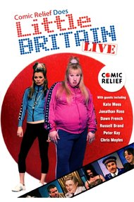 Comic Relief Does Little Britain Live