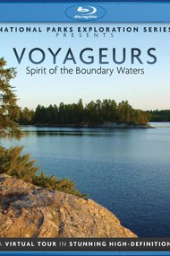 National Parks Exploration Series - Voyageurs Spirit of the boundary Waters