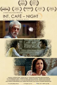 INT. CAFÉ – NIGHT