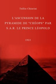 L'ascension de la Pyramide de