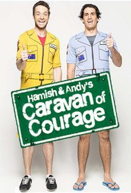 Hamish and Andy's Caravan of Courage