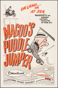 Mister Magoo's Puddle Jumper