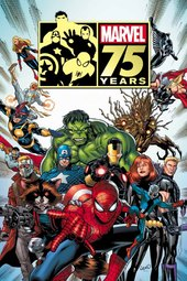 The Marvel Universe Expands: Marvel 75th Anniversary