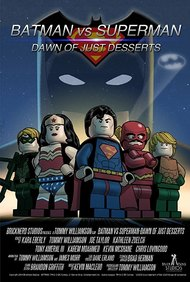 LEGO Batman vs. Superman 2: Dawn of Just Desserts
