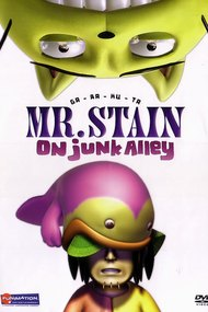 Ga-Ra-Ku-Ta: Mr. Stain on Junk Alley