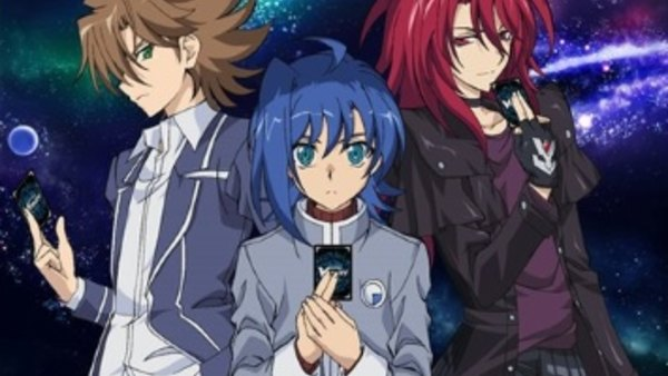 Cardfight!! Vanguard - Ep. 15 - Friend