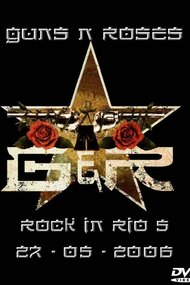 Guns N Roses - Rock In Rio 2006 Lisboa Portugal
