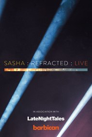 Sasha : re-Fracted : Live
