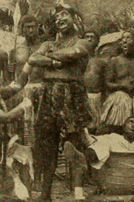Rastus Among the Zulus