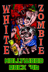 White Zombie: Hollywood Rock '96