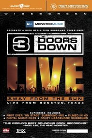 3 Doors Down: Away from the Sun, Live from Houston, Texas