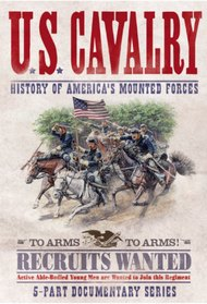 U.S. Cavalry: History of America's Mounted Forces