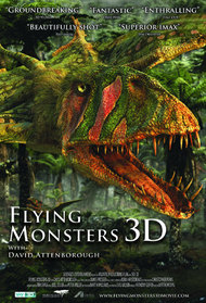 Flying Monsters 3D