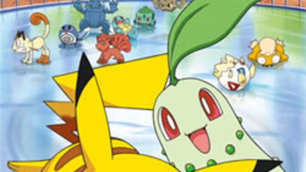 Pocket Monsters: Pikachu no Fuyuyasumi - Ep. 2 - Stantler's Little Helpers