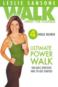 Leslie Sansone: Walk Away The Pounds Express ~ 3 & 4 Miles