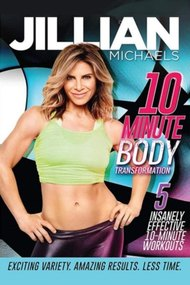 Jillian Michaels: 10 Minute Body Transformation