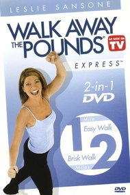 Leslie Sansone: Walk Away The Pounds Express ~ 1 & 2 Miles