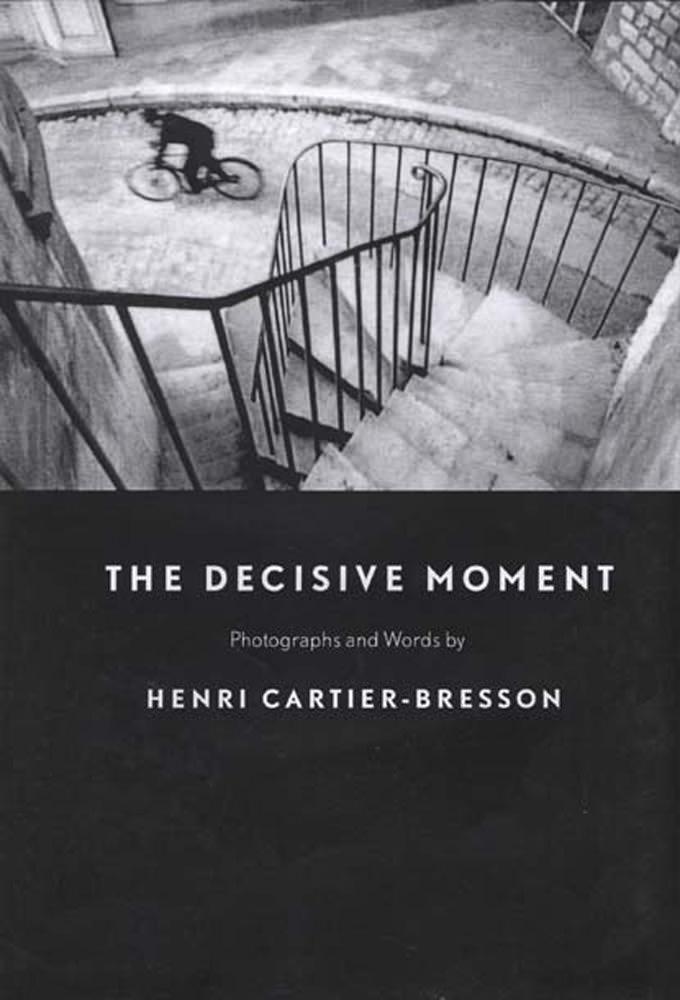 henri cartier bresson essay decisive moment