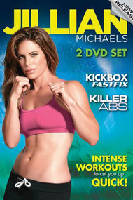Jillian Michaels Kickbox FastFix - Workout 3
