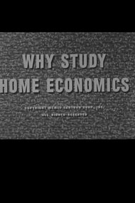 Why Study Home Economics?