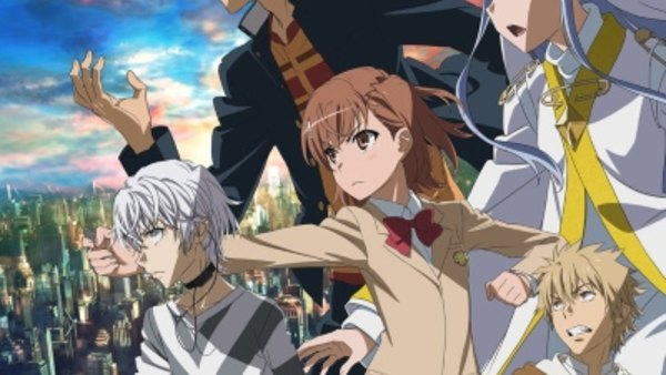 Toaru Majutsu no Index III - Ep. 7 - The Third Level