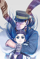 Golden Kamuy OAD