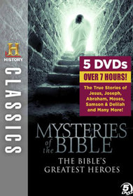 Mysteries Of The Bible (The Bible's Greatest Heroes)