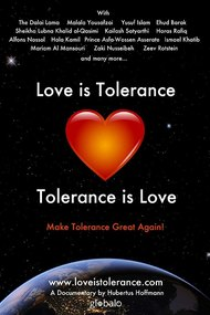 Love is Tolerance - Tolerance is Love