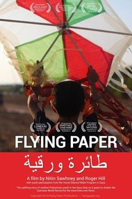 Flying Paper