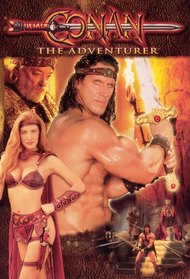 Conan the Adventurer