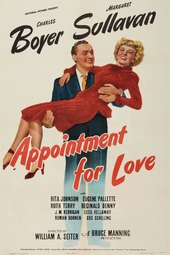 Appointment for Love