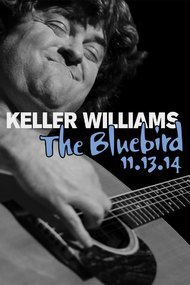 Keller Williams: The Bluebird