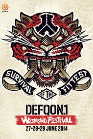 Defqon.1 Weekend Festival 2014: POWER HOUR
