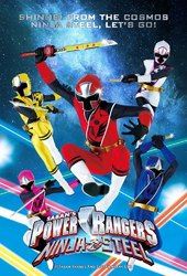 Power Rangers: Ninja Steel
