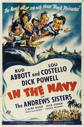 Abbott y Costello In the Navy
